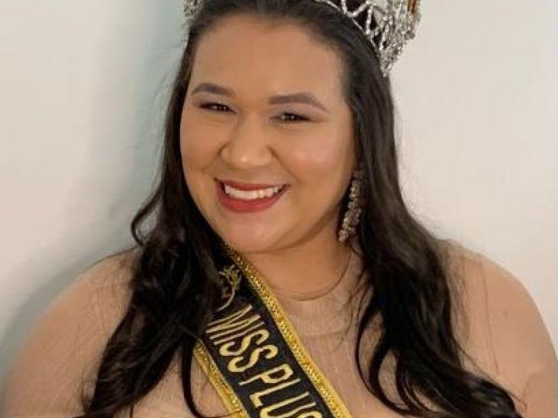 A Miss Plus Size Alagoas perde sua conta do Instagram com mais de 40 mil seguidores