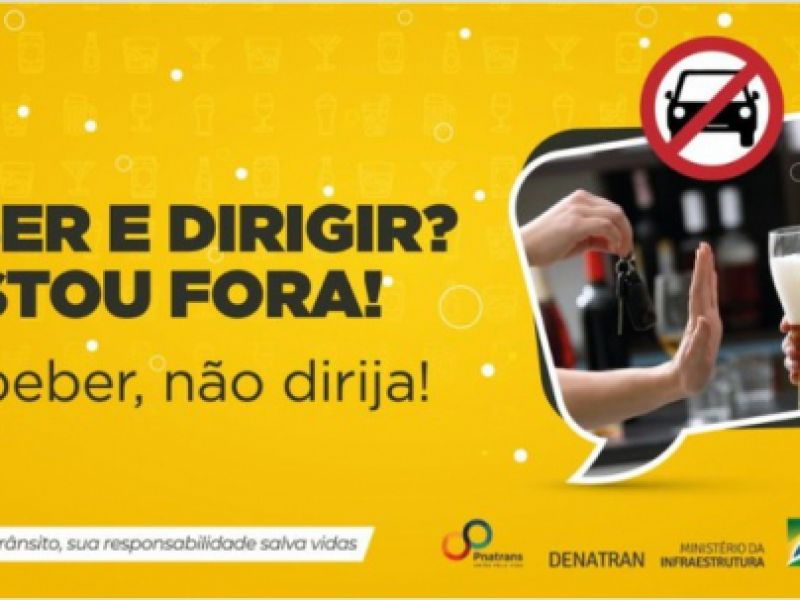Campanha Maio Amarelo é lançada oficialmente nesta segunda-feira (3)