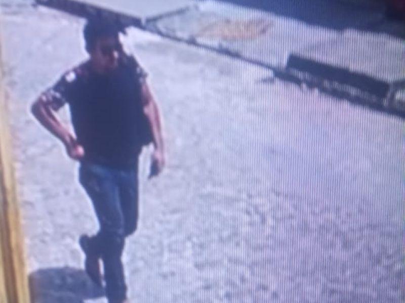 Acusado de invadir e furtar casa de trabalhadores de obra em Penedo ainda não foi identificado