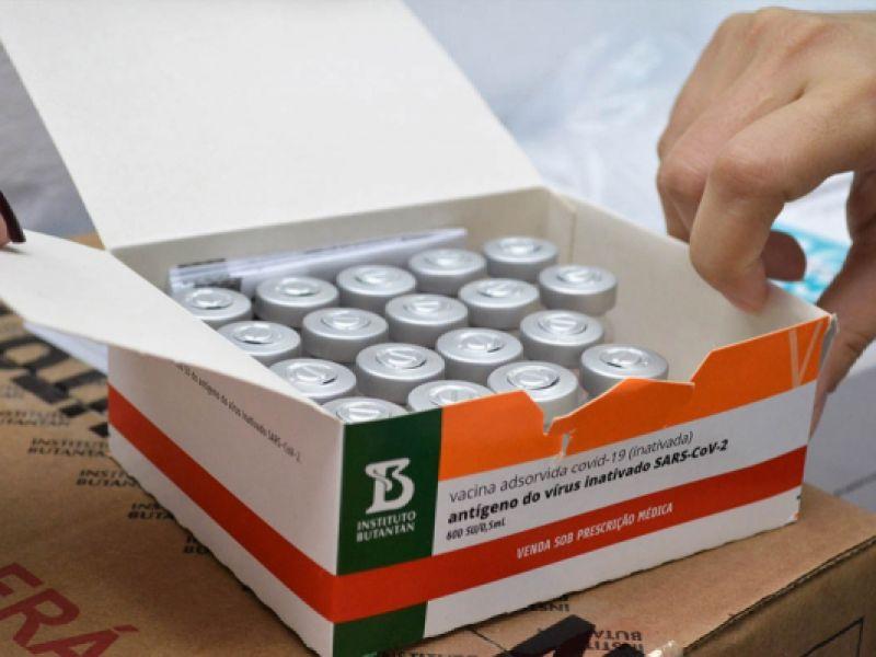 Coronavac: Sesau já distribuiu mais de 22 mil doses de vacinas para aplicação da 2ª dose