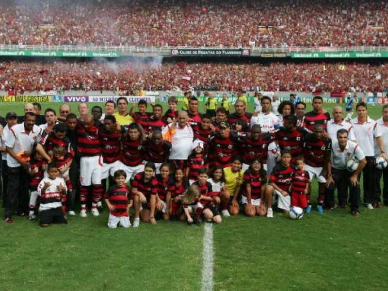 Flamengo fecha contrato de novo patrocínio na camisa