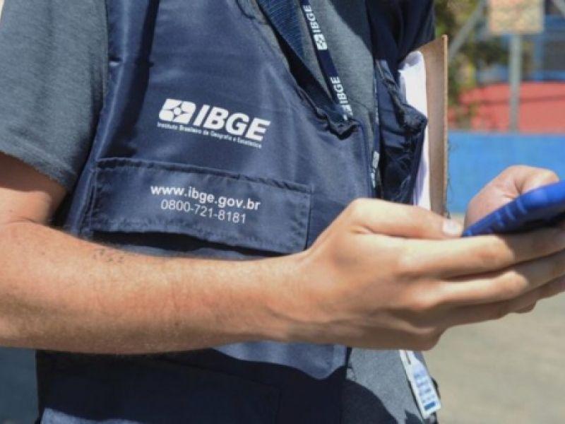 IBGE: sem definição final sobre Censo, concurso segue com provas suspensas em Penedo