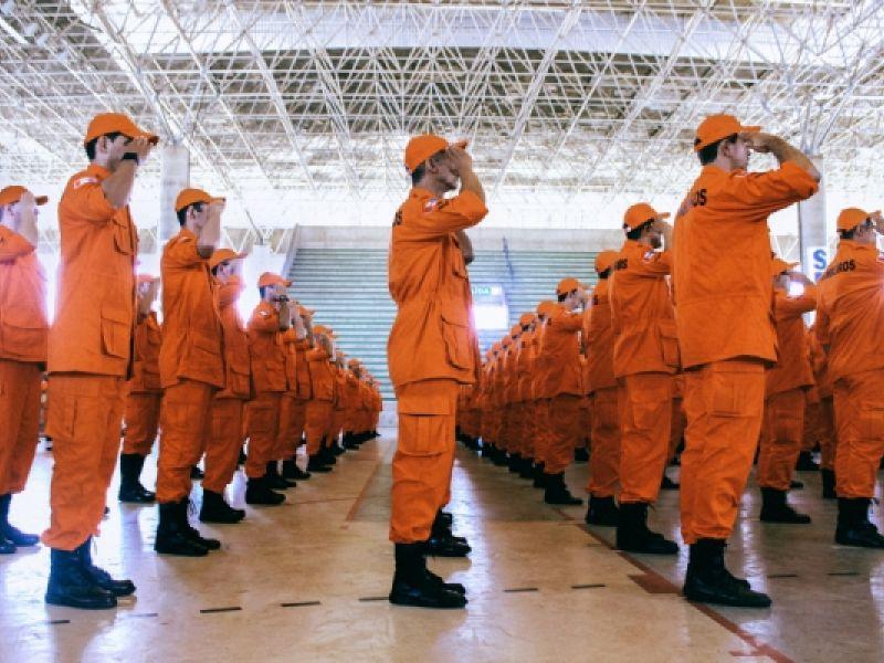 Governo de Alagoas lança edital para concurso do Corpo de Bombeiros Militar