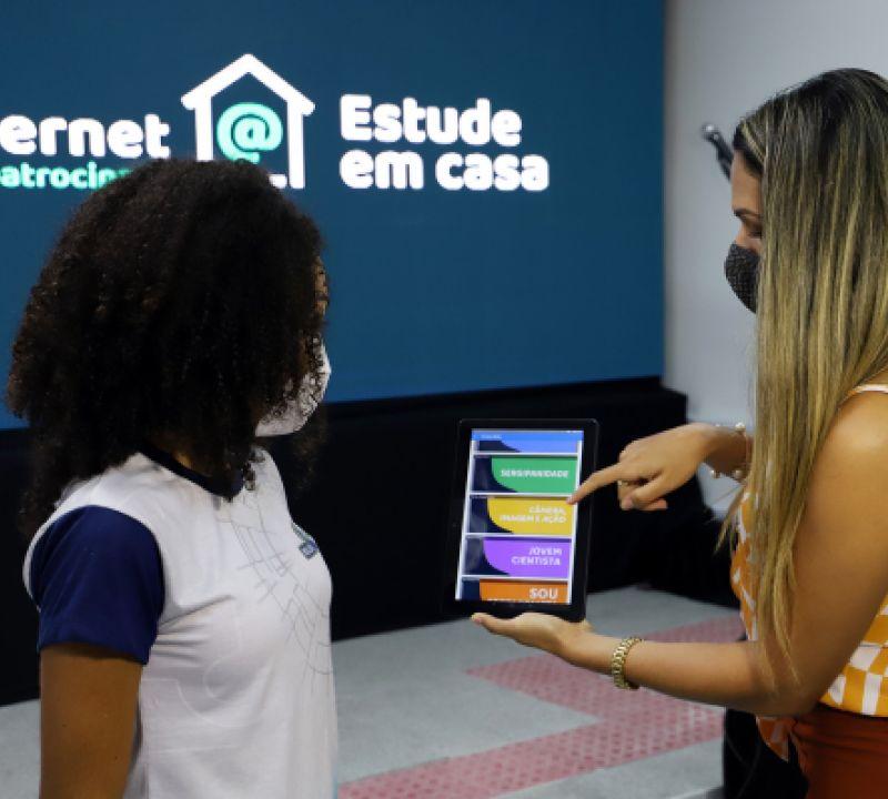 Governador de Sergipe anuncia investimento de R$ 40 milhões em equipamentos para professores