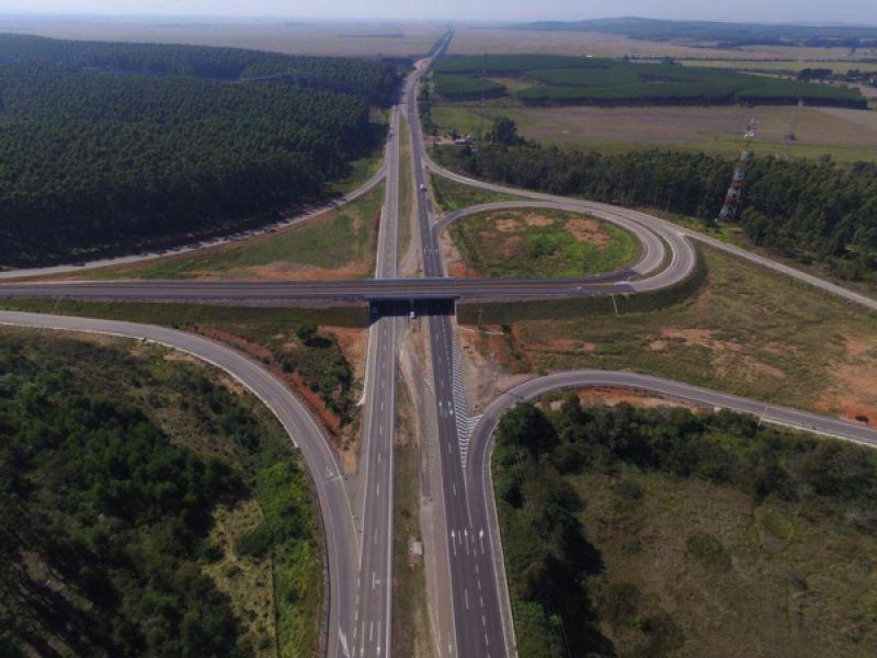 Liberação de viaduto aumentará segurança no trânsito na BR-290/RS