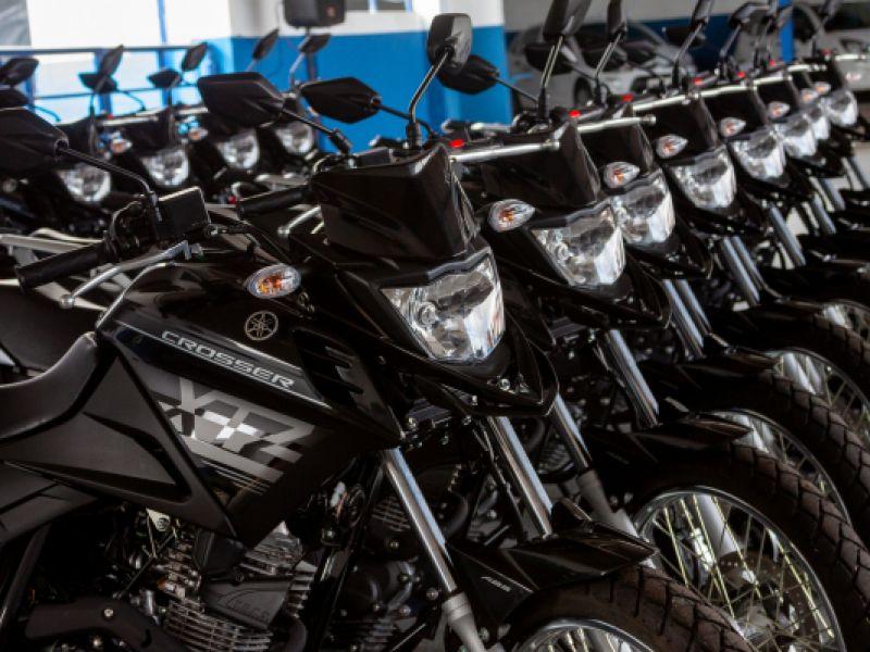 Governo de Sergipe coloca 20 motocicletas à disposição de prefeituras e associações