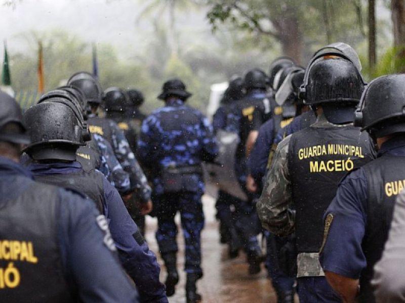 Guardas Municipais de Maceió participam de Curso de Aperfeiçoamento