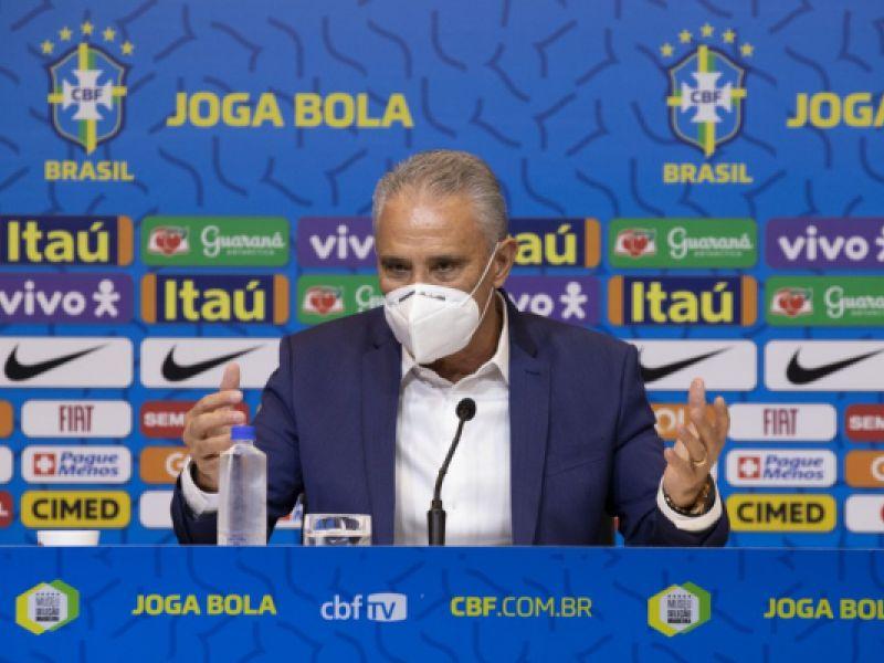 Tite comenta retorno da Seleção Brasileira após meses: 'É um desafio'