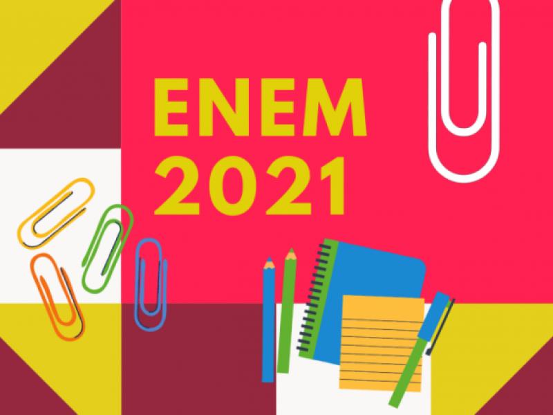 Candidatos podem pedir isenção de taxa de inscrição do ENEM 2021