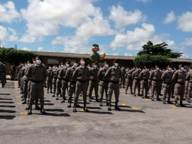 Polícia Militar forma mais de 800 soldados para reforçar a segurança em Alagoas