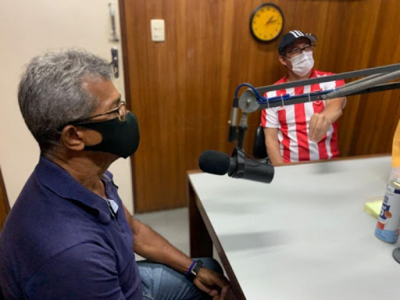 "Programa ""Giro Esportivo"" reestreia nesta segunda-feira, 17, na Penedo FM"