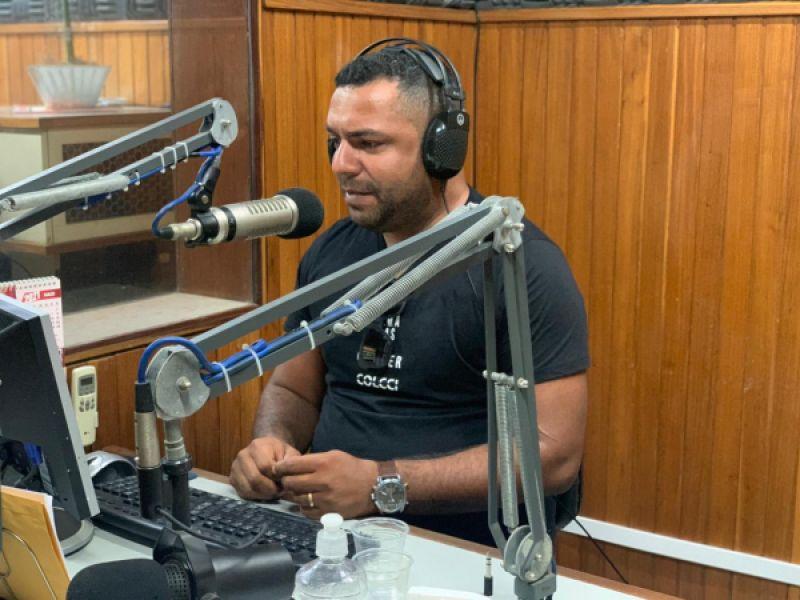 João Lucas anuncia oficialmente que é pré-candidato a deputado estadual