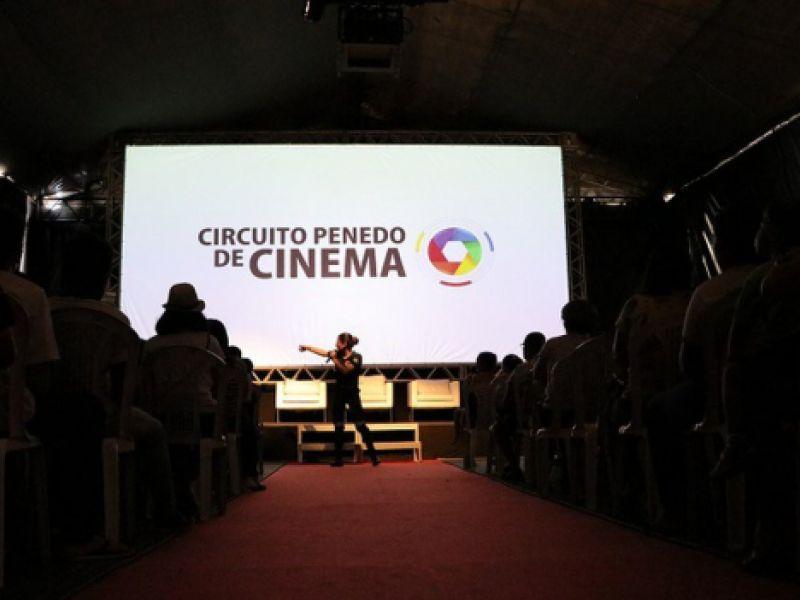 Inscrições abertas para o 11º Circuito Penedo de Cinema