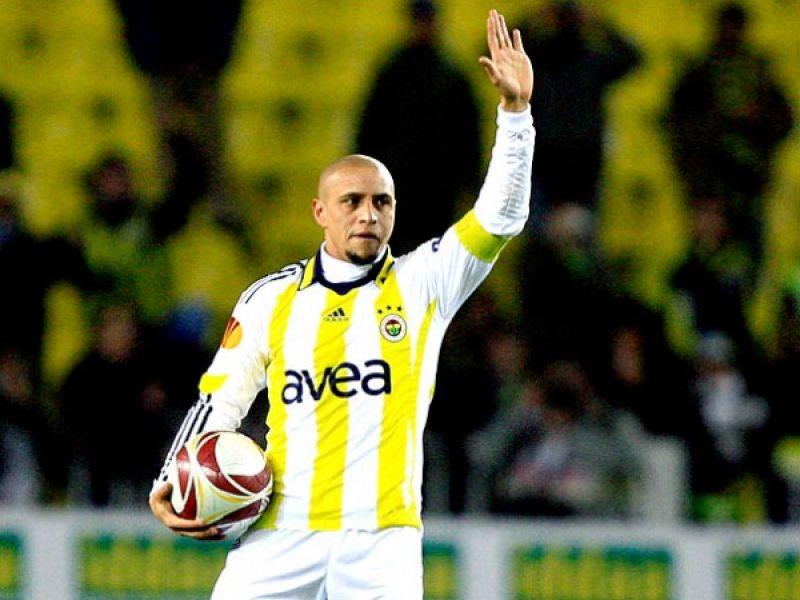 Roberto Carlos fez seu último jogo pelo Fenerbache