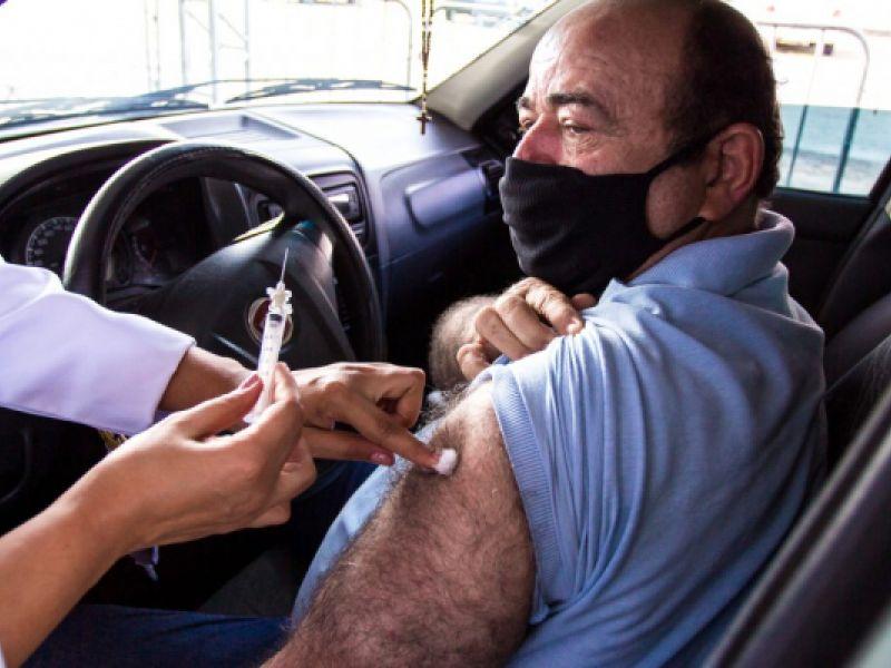 Covid-19: Capital alagoana amplia vacinação e anuncia novo calendário