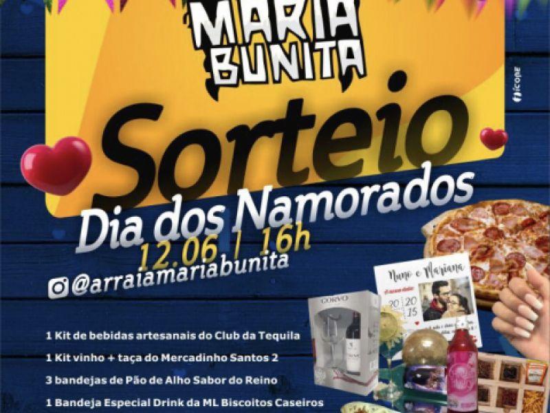 """""""Arraiá Maria Bunita"""" prepara ação para penedenses comemorarem Dia dos Namorados em grande estilo"""