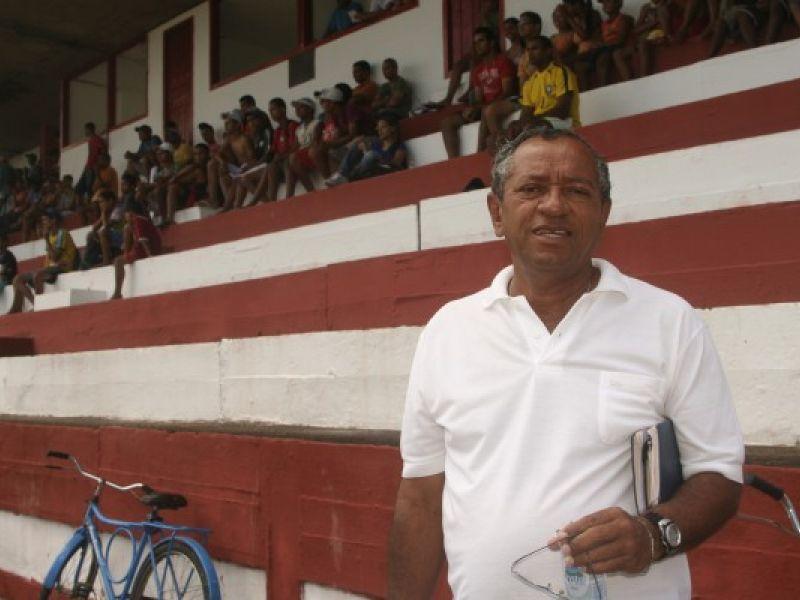 Confirmado: Régis Silva é o técnico do Penedense: