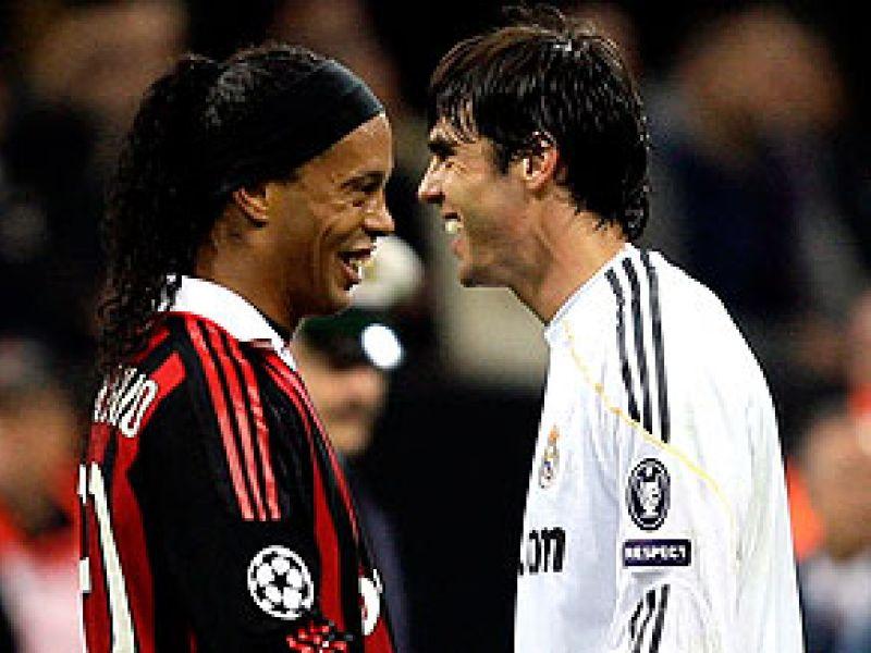 Milan e Real empatam no San Siro