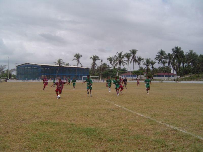 Rodada do XIII Campeonato de Futebol Infantil teve muitos gols