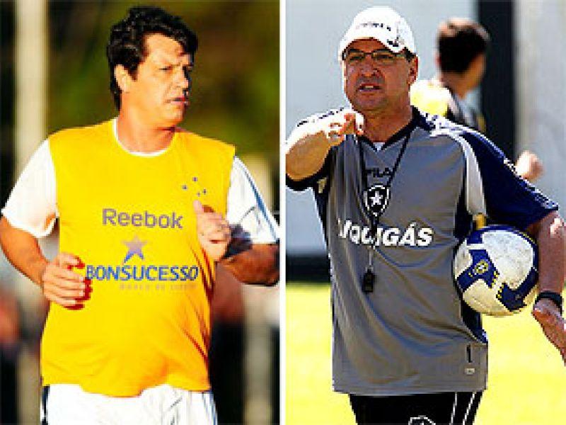 Cruzeiro desfalcado enfrenta o Botafogo