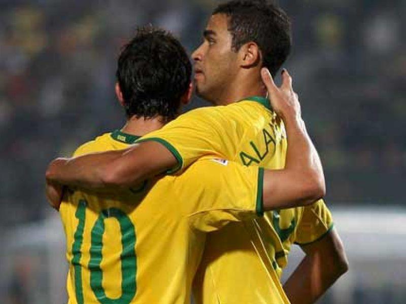 Brasil vence com dificuldade e vai enfrentar Gana na final do sub-20