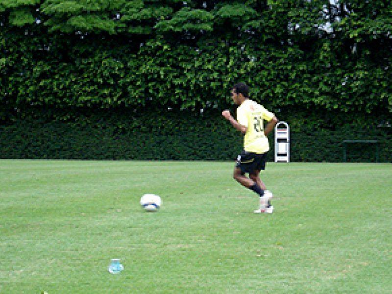 São Paulo não terá Richarlysson ante o Corinthians