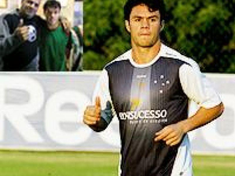 Gladiador Kléber jogará contra o Palmeiras