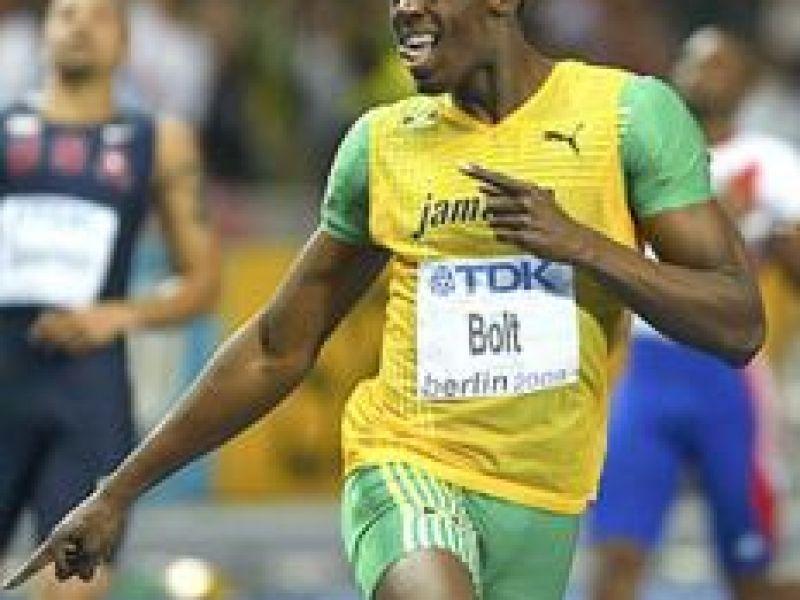 Usain Bolt quebra mais um recorde mundial