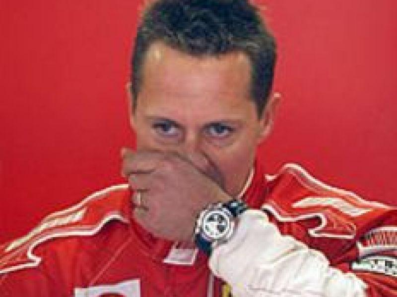 Schumacher não correrá mais pela Ferrari