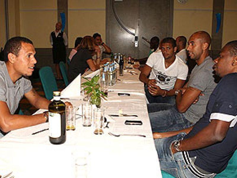 Seleção Brasileira de futebol já se encontra na Estônia