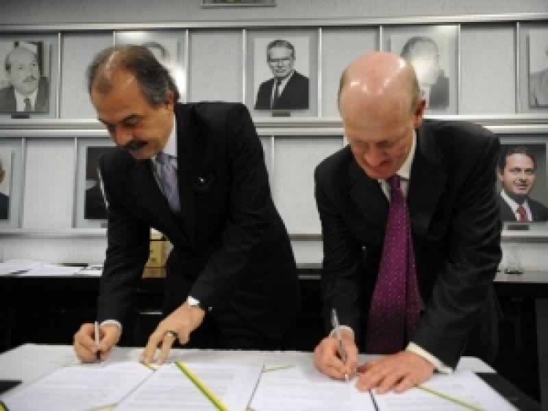 Brasil e Reino Unido firmam acordo na área de biocombustíveis