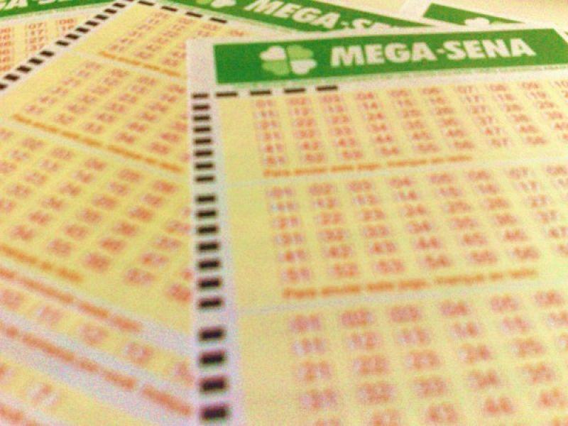 Mega-Sena sorteia hoje prêmio de R$ 2 milhões