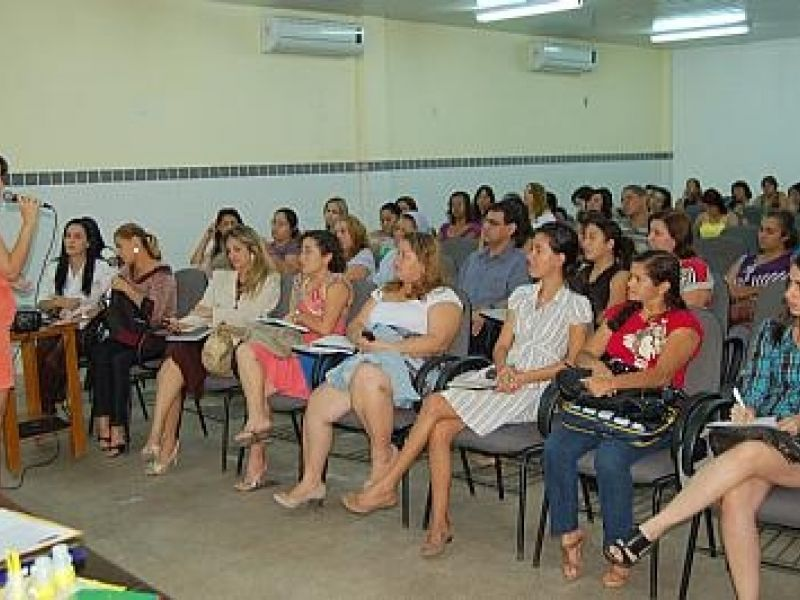 Autismo: palestra na Semed debate transtornos do desenvolvimento