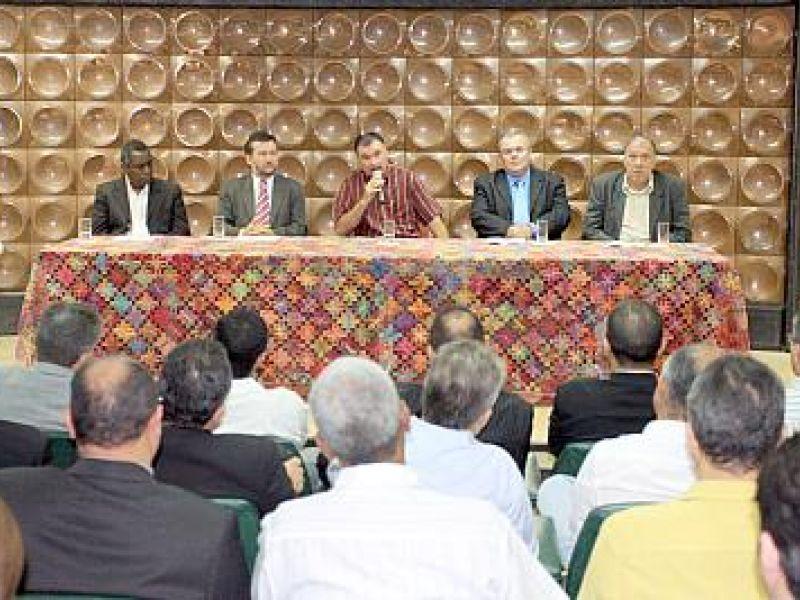 Novos gestores: Adeilson Loureiro (SMS) e Pinto de Luna (SMTT)