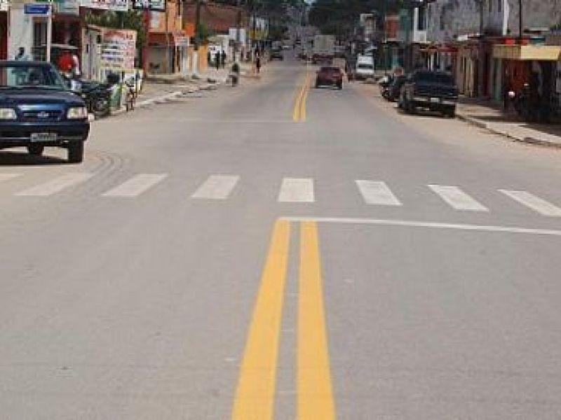 SMTT sinaliza avenidas do Tabuleiro do Martins