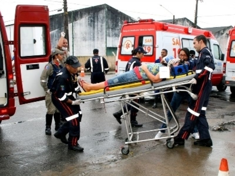 Maceió registra três acidentes graves nas últimas horas