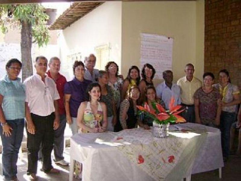 Unidade Noracy Pedrosa empossa membros do Conselho Gestor