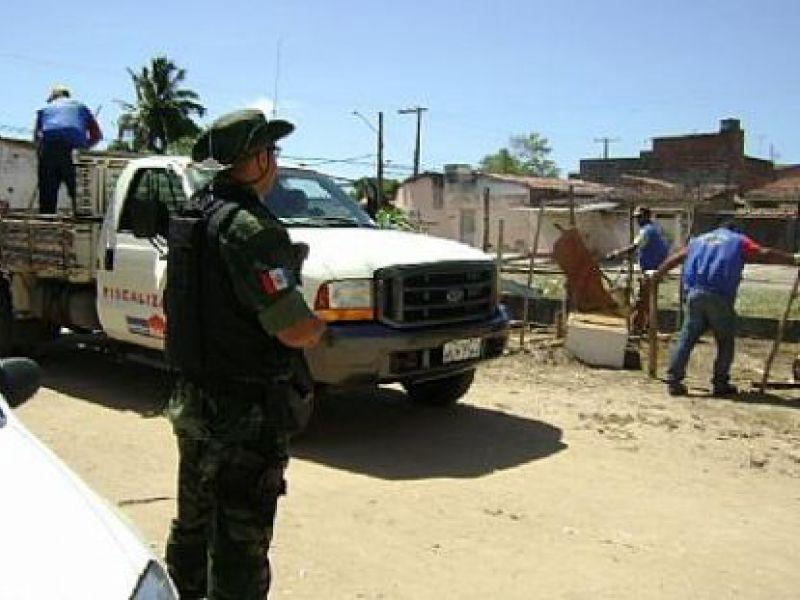 Centro de Controle de Zoonoses apreende animais em Maceió