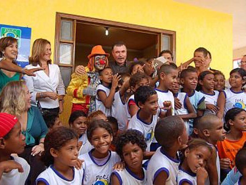 Prefeitura de Maceió inaugura novo núcleo do Peti