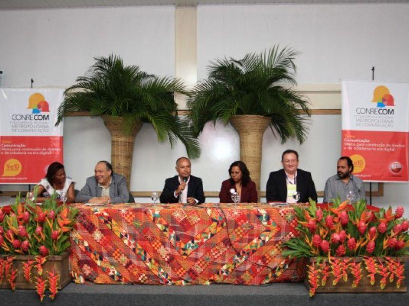Conferência de Comunicação reúne estudantes e jornalistas