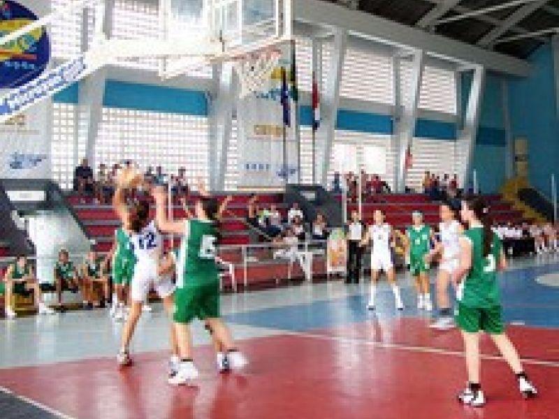 Maceió se torna a capital do basquete e do voleibol