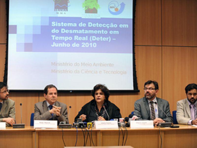Queda do desmatamento só pode ser confirmada com dados do Prodes