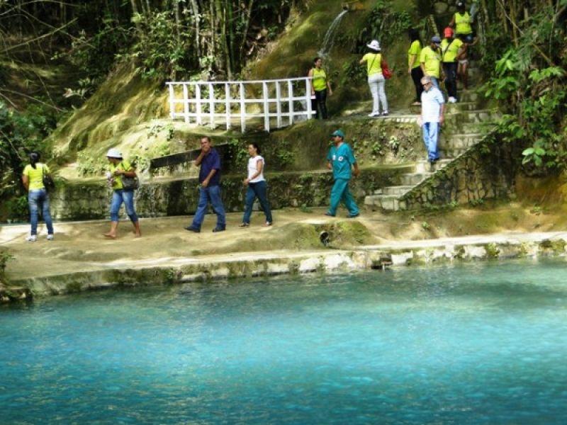 Alunos da Uneal visitam santuário ecológico do Grupo João Lyra