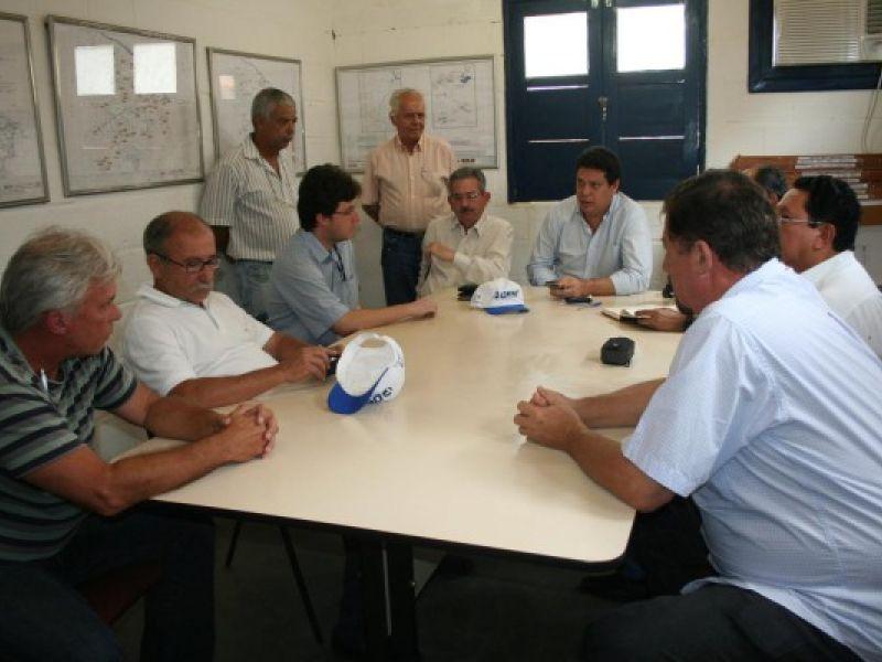 Governo de Sergipe tenta cumprir prazos para obras do semiárido