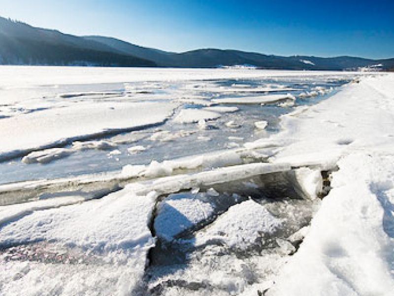 Metano liberado pelo Ártico preocupa cientistas