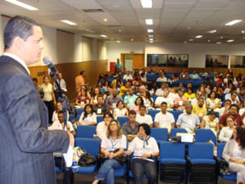 Maceió sedia Conferência de Saúde Ambiental