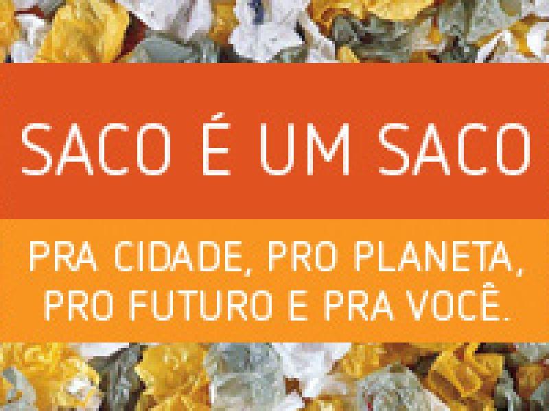 Ministério do Meio Ambiente propõe desafio de um dia sem sacola plástica