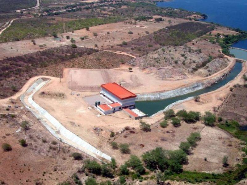 ANA discute outorga para o Canal do Sertão