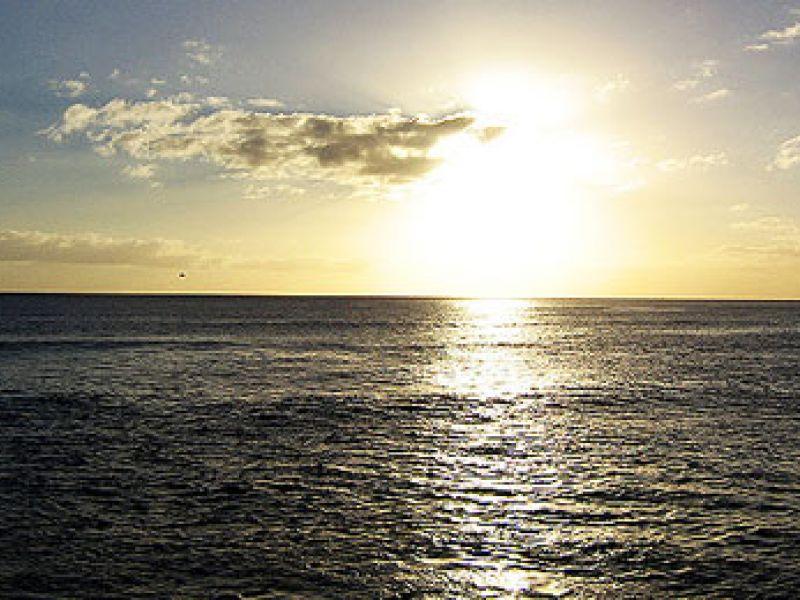 Julho foi o mês mais quente para os oceanos desde 1879