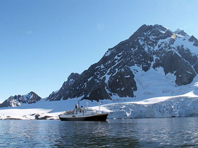 Gás perigoso que vem do fundo do Mar Ártico